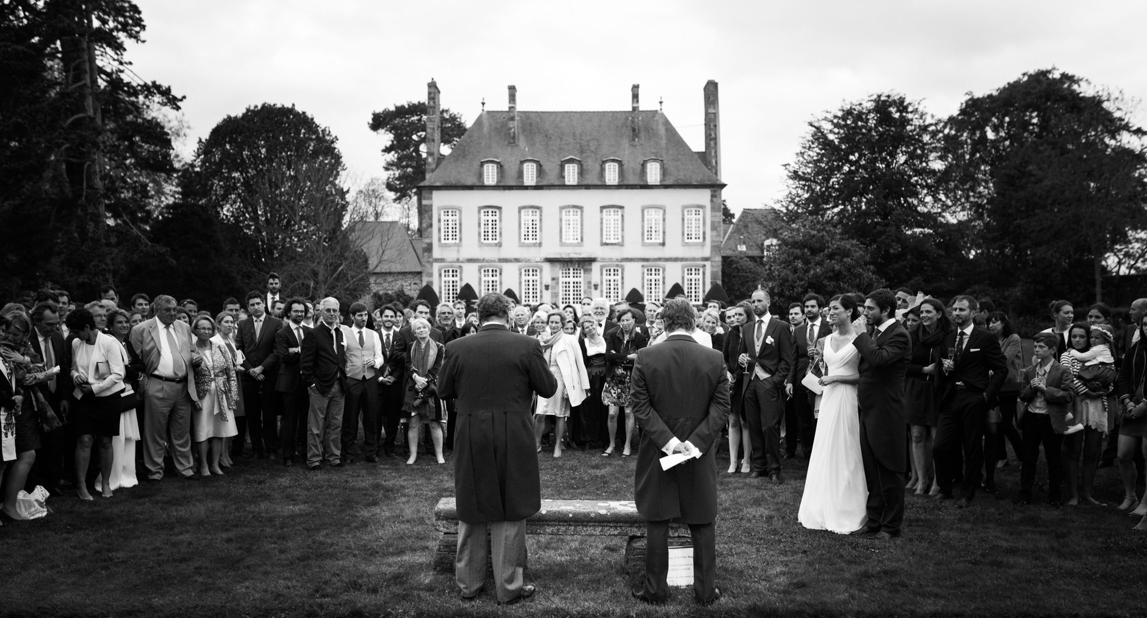 Wedding in Bretagne